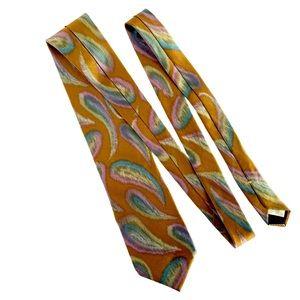 🍒 3/$25 Oscar de la Renta 100% Silk Men's Tie